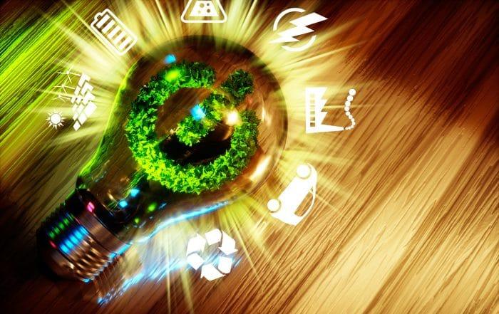 Concept of green energy innovation technology (c) malp | fotolia.de