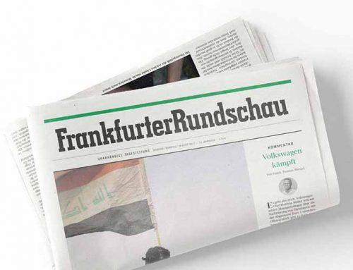 """Kolumne in der FR: """"Verrat an der Freiheit – Europa irrlichtert durchs Urheberrecht"""""""